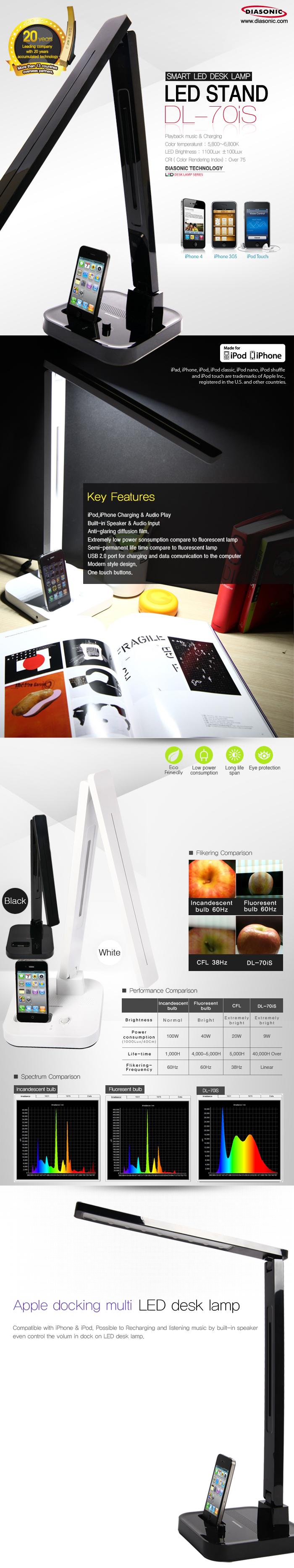 fleksibel takskinne lampe